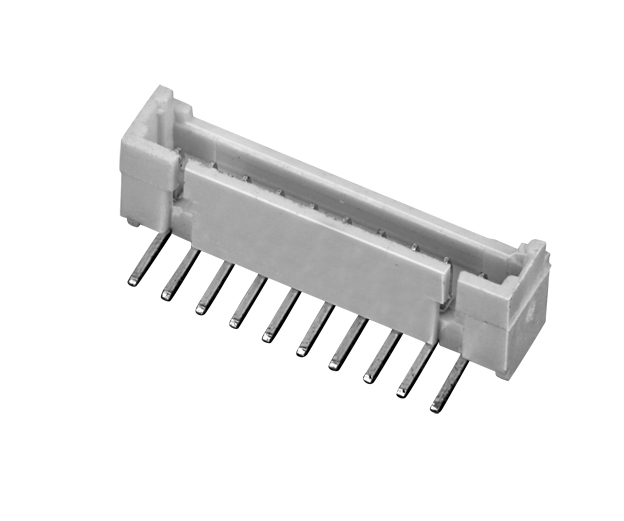 PH1.25mm wafer, single row, DIP right angle type wafer connectors