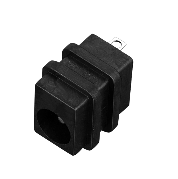 DC JACK-3P Stright DIP Type,Without She  L78020-6402XXX